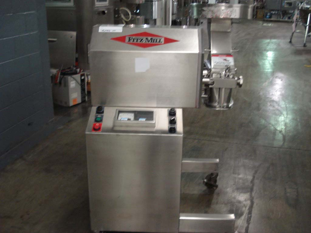 5 HP Stainless Steel Fitzmill M5A Comminuting Machine