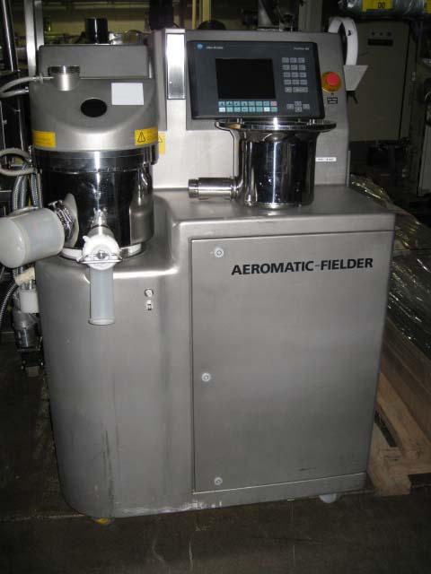 10 Liter Aeromatic Fielder SP1 Microwave High Shear Single Pot Processor