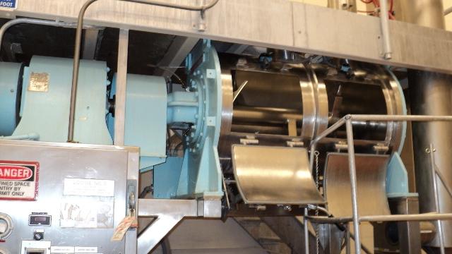 600 Liter Littleford FKM600D Stainless Steel Mixer