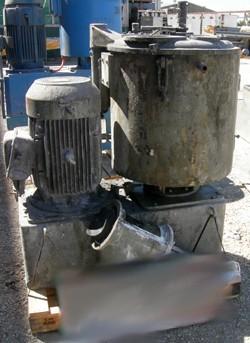 200 Liter Henschel Model FM200C 304 Stainless Steel High Intensity Mixer