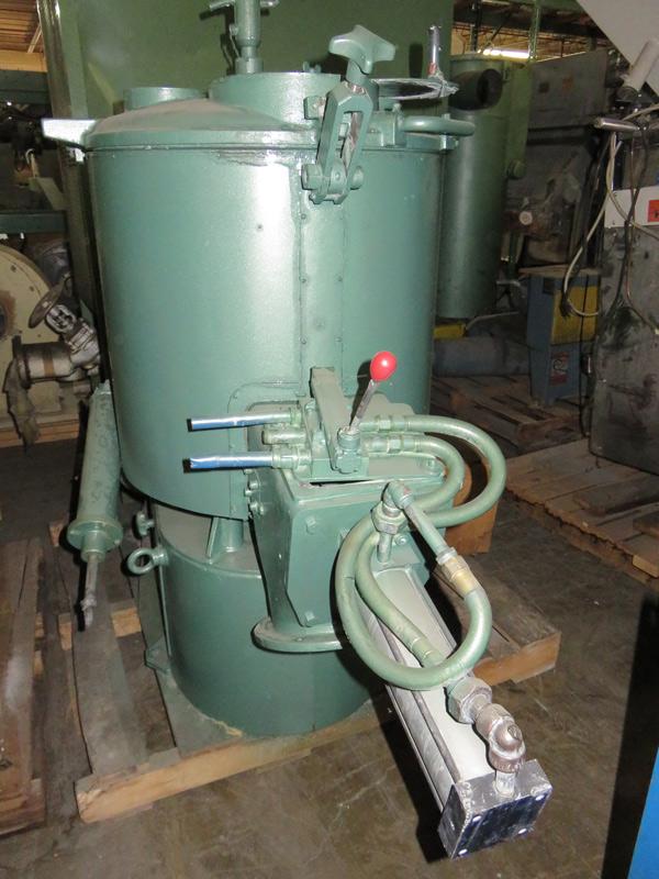 150 Liter Prodex Henschel Model 35JSS Stainless Steel High Intensity Mixer