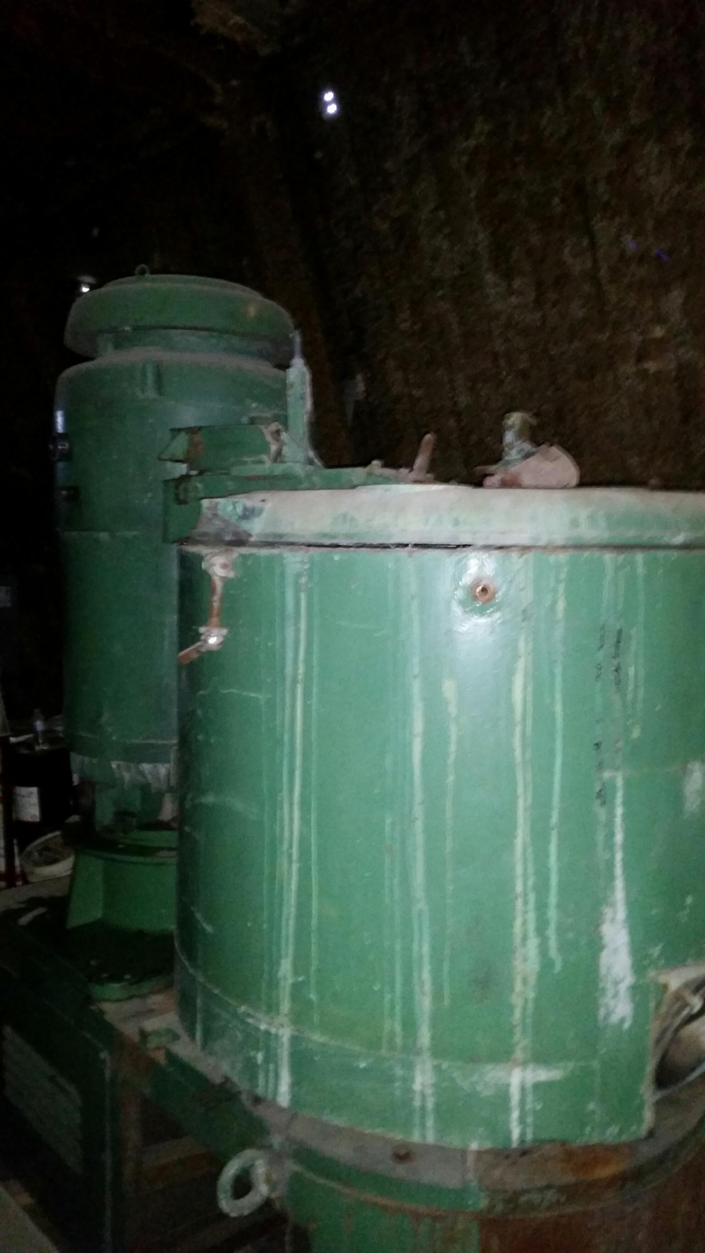 1000 Liter Prodex Henschel Model 250JSS High Intensity Mixer