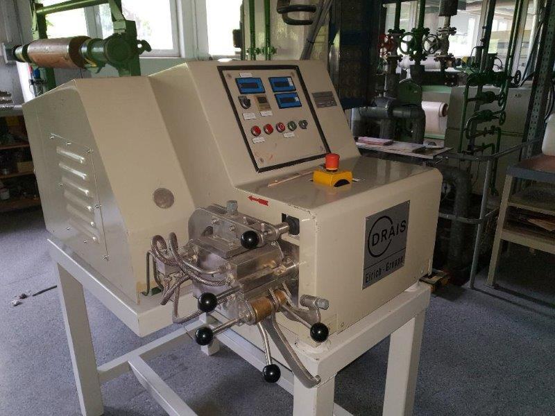 1.0 Lb. Draiswerke Gelimat lab size intensive Mixer Mdl GR1