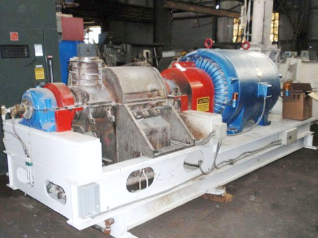 Used Draiswerke Gelimat Model G-100S Mixer/Compound Machine