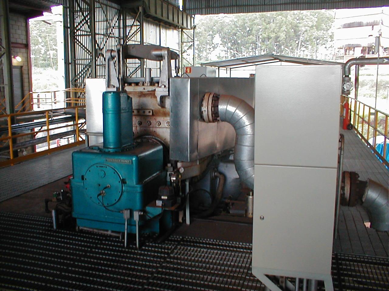 32500 KW 6900V 60HZ POWER PLANT                  15700000