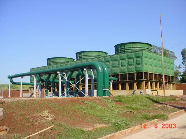 32500 kW 6900 Volts 60 Hz Power Plant