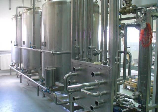 Still Beverages Preparation And Storage Line, 4000 Ltrs/Hr
