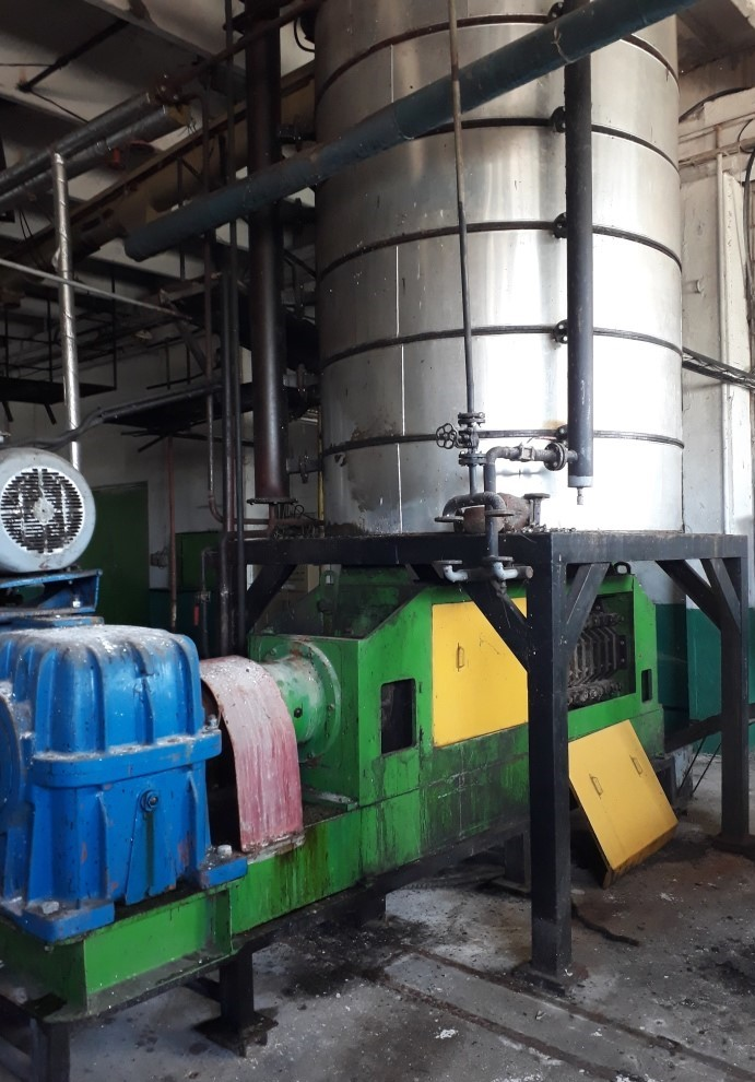 Biodiesel Plant 30,000 tons/year feedstock