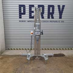 3.0 kW Pendraulik Model TR34.2 Stainless Steel Dissolver-Stand Agitator